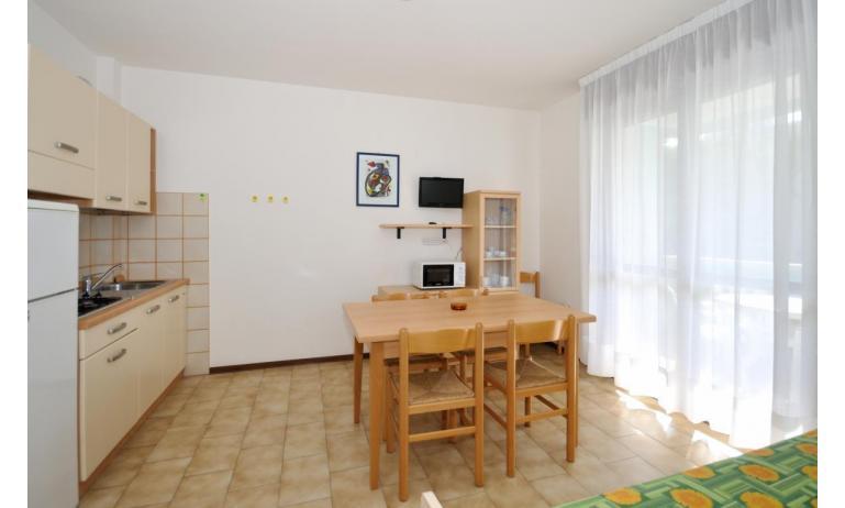 appartamenti MONACO: C6 - angolo cottura (esempio)