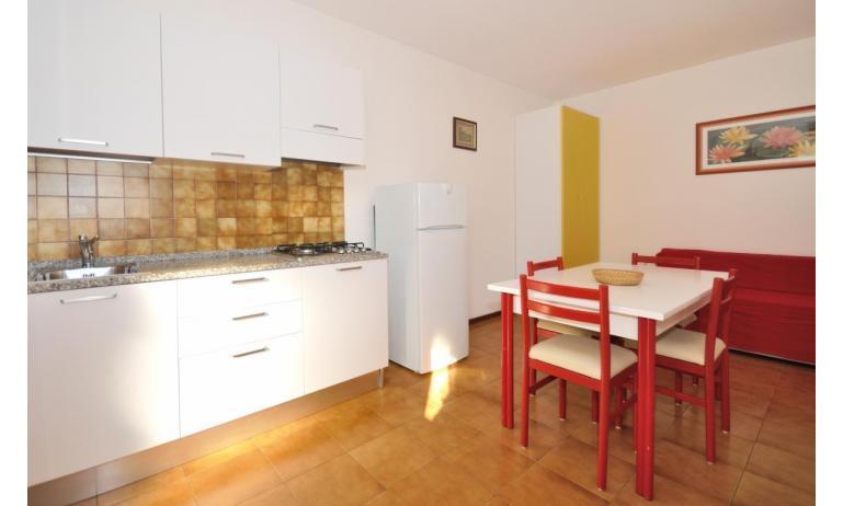appartamenti VILLA FRIULI: B4 - zona giorno