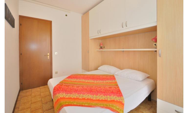 appartamenti PLEIONE: B4 - camera matrimoniale (esempio)