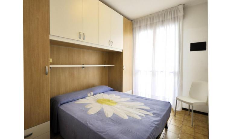appartamenti PLEIONE: C6 - camera matrimoniale (esempio)