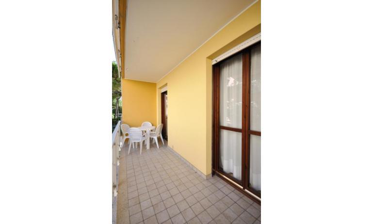 appartamenti PLEIONE: C6 - balcone (esempio)