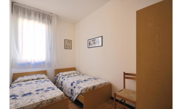 appartamenti PLEIONE: C6 - camera doppia (esempio)