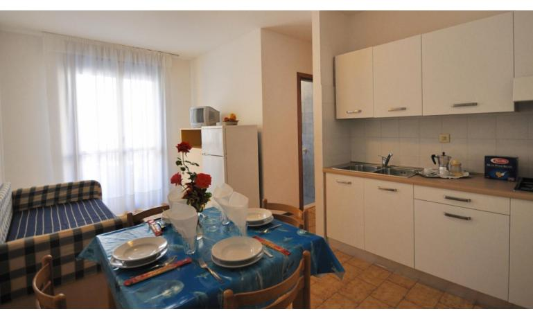 appartamenti PLEIONE: C6 - angolo cottura (esempio)