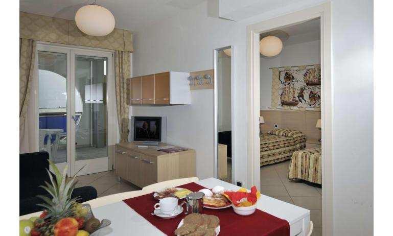 aparthotel ASHANTI: C6 Sud - soggiorno (esempio)