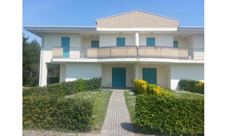 residence LIDO DEL SOLE: B5/V - villetta su due livelli (esempio)