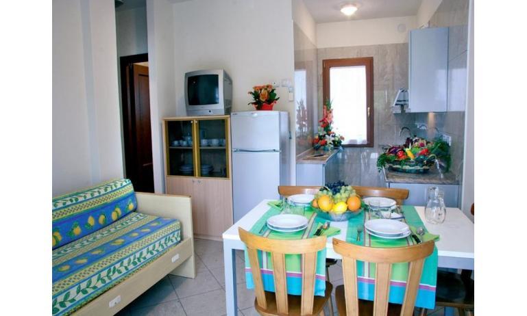 appartamenti DELFINO: C6+ - soggiorno (esempio)