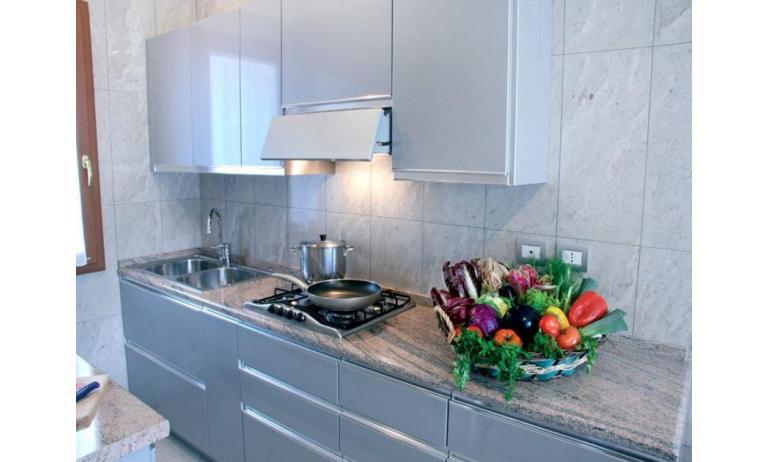 appartamenti DELFINO: C6+ - angolo cottura (esempio)