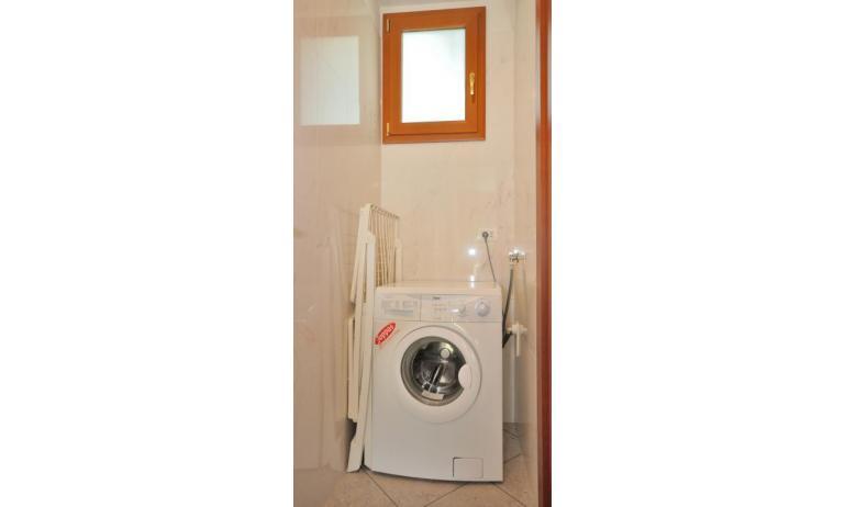 appartamenti DELFINO: C6+ - lavatrice