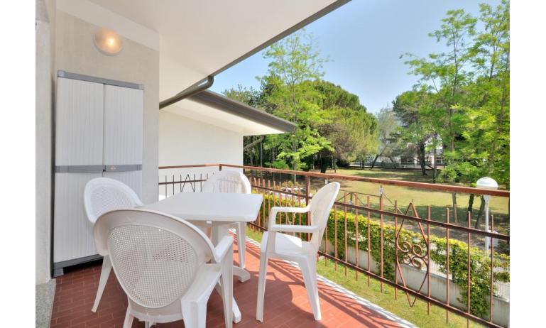 appartamenti DELFINO: C6+ - balcone (esempio)