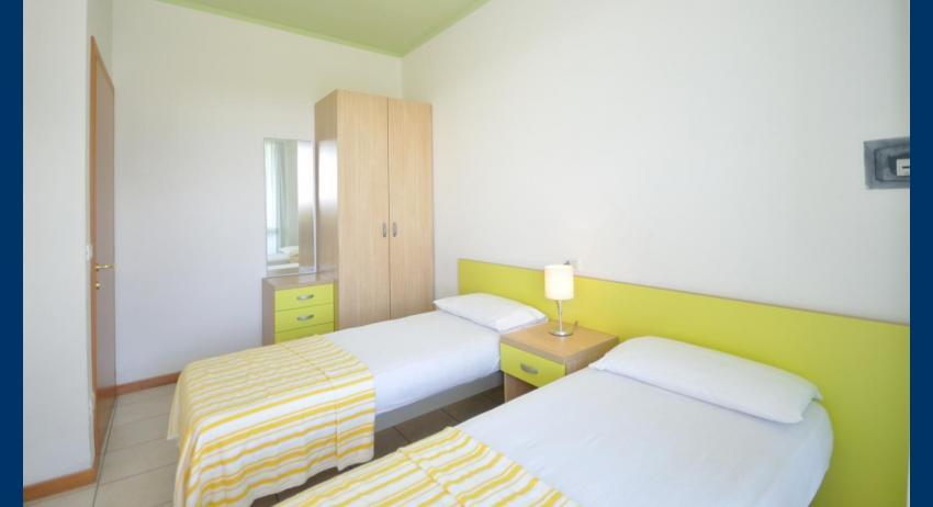 C6+ - chambre avec deux lits (exemple)