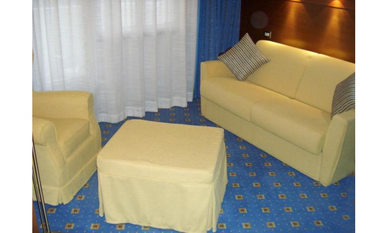 Hotel CORALLO: Junior suite - Suite (Beispiel)