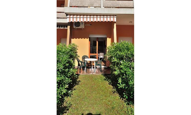 appartamenti ATOLLO: A4 - giardino (esempio)