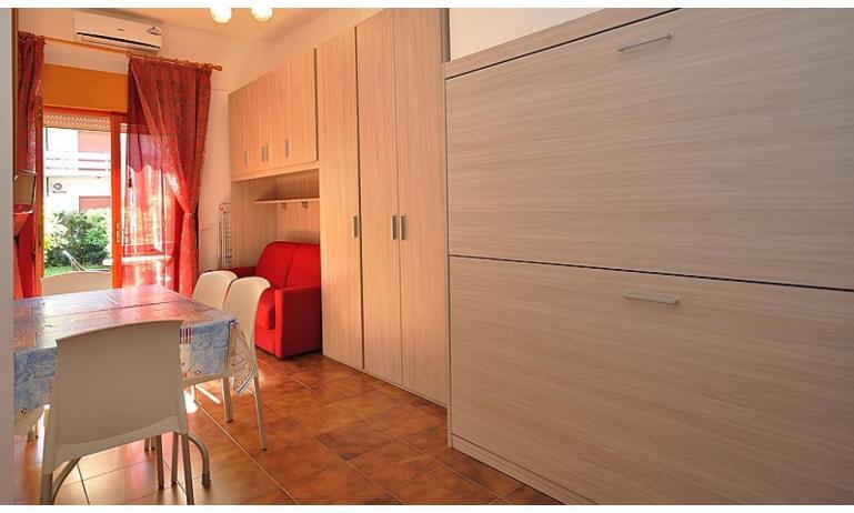 appartamenti ATOLLO: A4 - letto a castello (esempio)