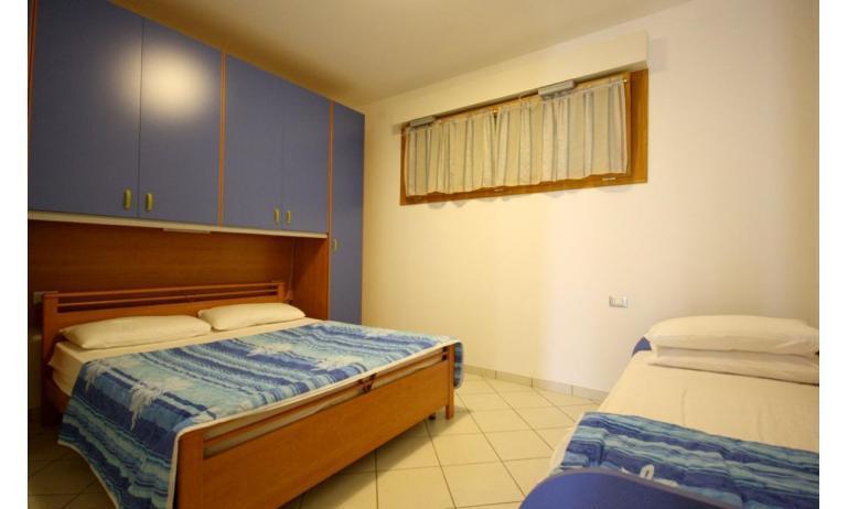 résidence VALBELLA: B5+ - chambre à 3 lits (exemple)