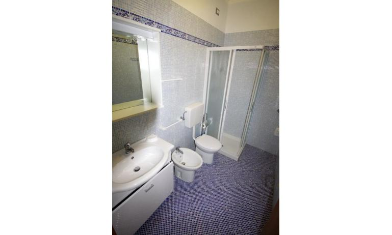résidence VALBELLA: B5+ - salle de bain avec cabine de douche (exemple)