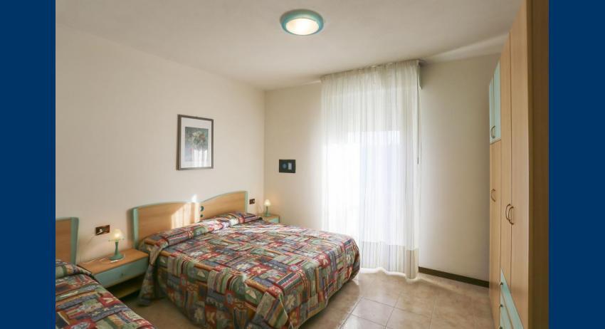 C7 - chambre à 3 lits (exemple)