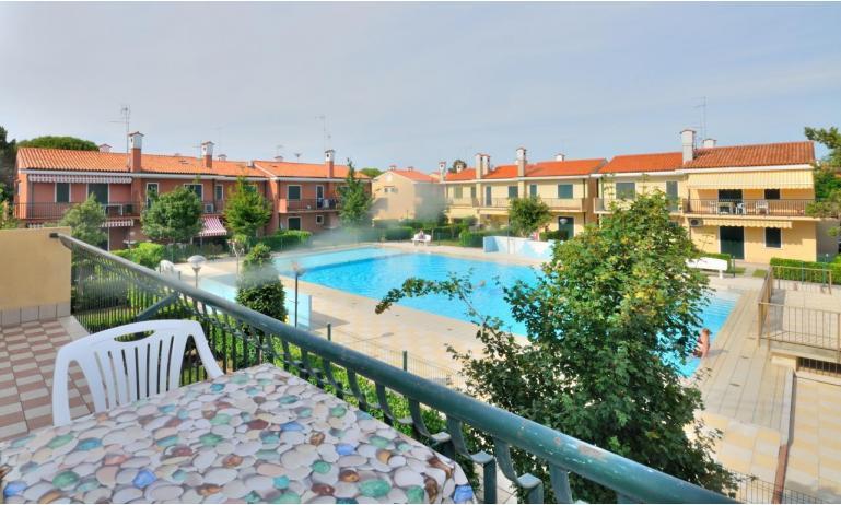 appartamenti VILLAGGIO MICHELANGELO: B4 - balcone (esempio)