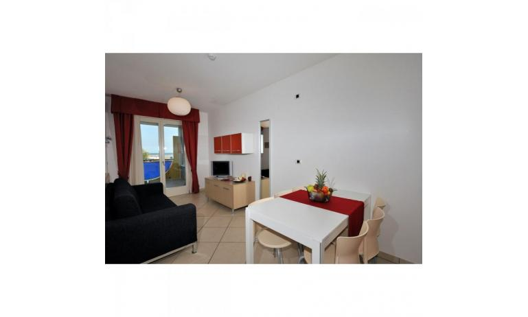 aparthotel ASHANTI: B4 Beach - soggiorno (esempio)