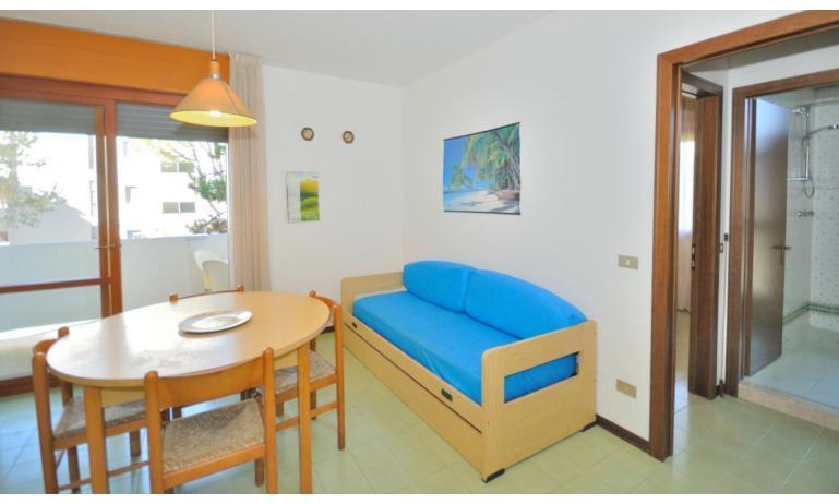 residence SPORTING: B4 - divano letto doppio (esempio)