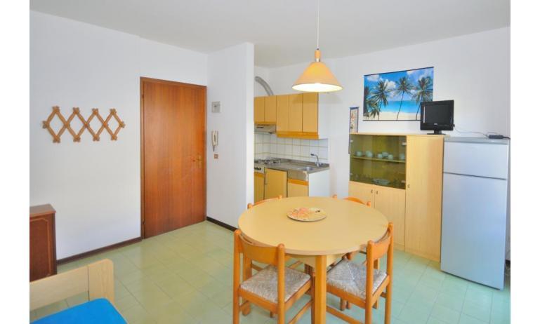 residence SPORTING: B4 - soggiorno (esempio)