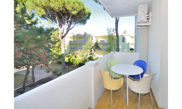residence SPORTING: B4 - balcone (esempio)