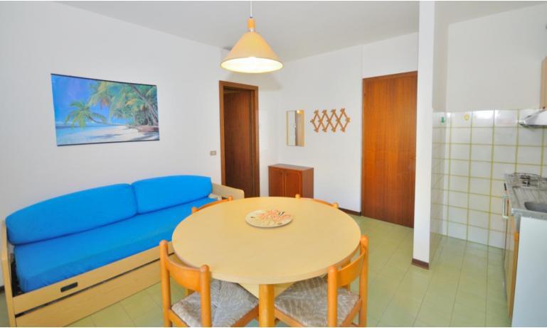 Residence SPORTING: B4 - Wohnzimmer (Beispiel)