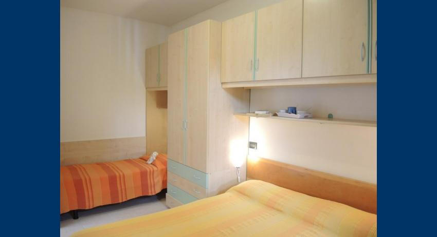 B5 - chambre à 3 lits (exemple)