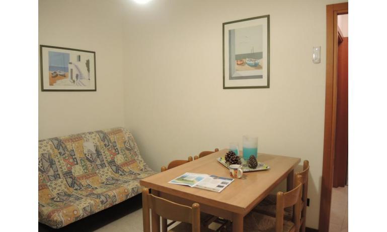 residence LIA: B5 - divano letto doppio (esempio)