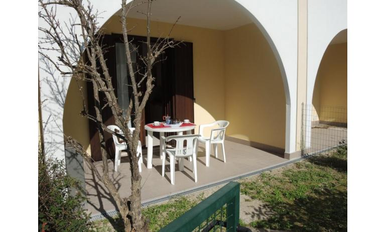 residence LIA: B5 - ingresso al piano terra (esempio)