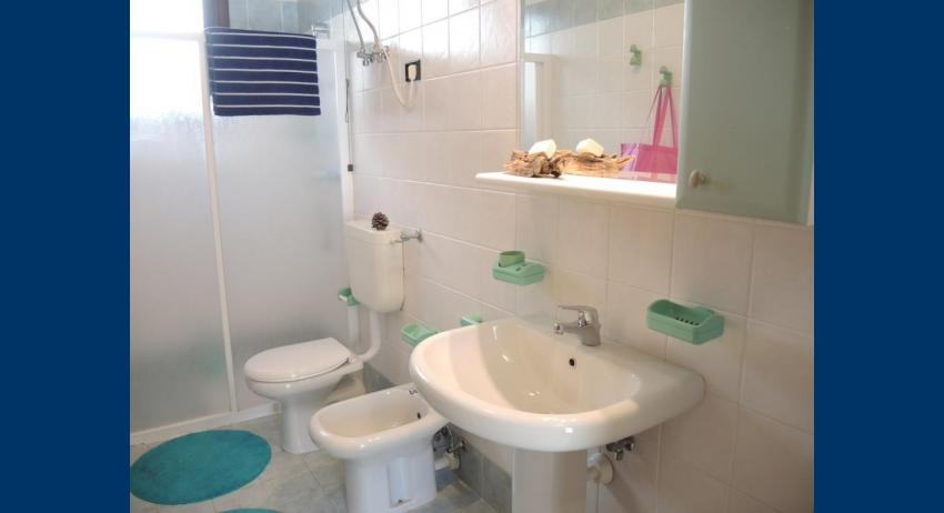 B5 - bathroom with a shower enclosure (example)